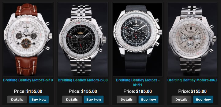 Breitling Bentley GT Imitation